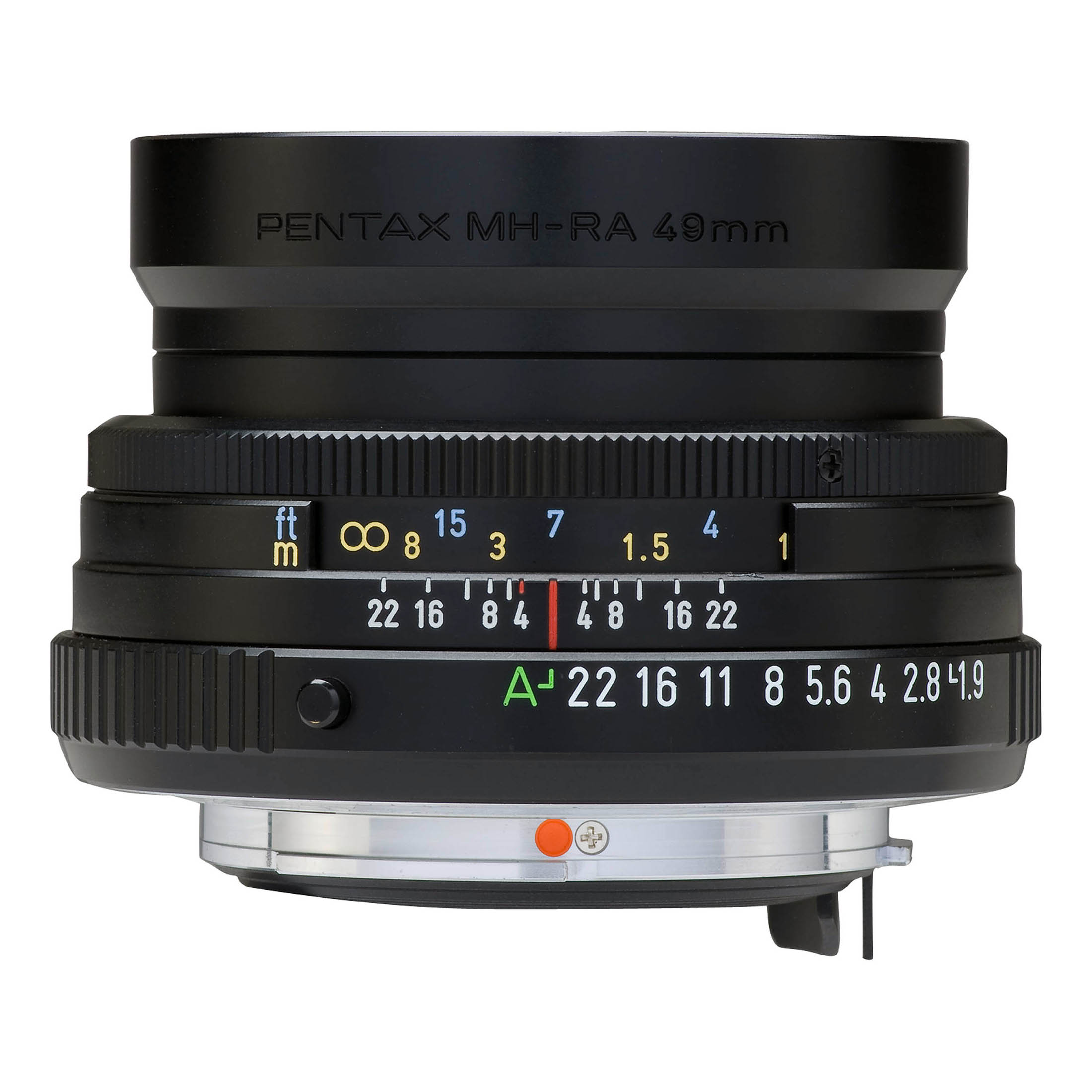 SMC PENTAX FA 43MM F/1.9 LIMITED